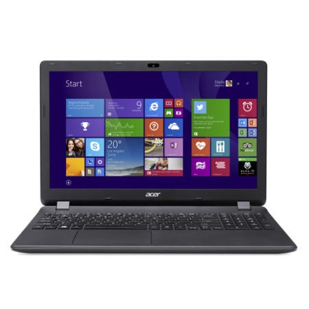 Refurbished Grade A1 Acer Aspire ES1-512 Celron Dual Core 4GB 1TB 15.6 inch DVDRW Windows 8.1 Laptp in Black