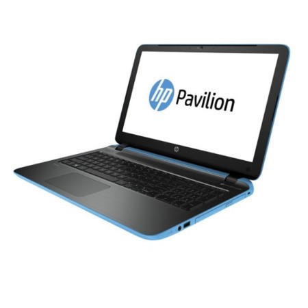 Refurbished Grade A1 HP Pavilion 15-p076sa Core i3 8GB 1TB 15.6 inch DVDSM Windows 8.1 Laptop in Blue & Ash Silver