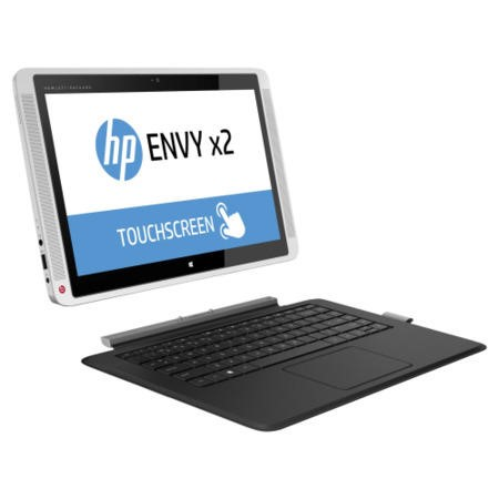 A1/k0Y03EA Refurbished HP Envy x2 13-J050NA Core M5Y10 4GB 128GB 13.3 Inch Windows 8.1 Touchscreen Convertible Laptop
