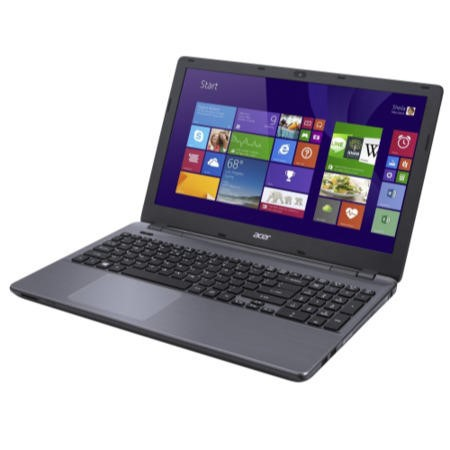 Refurbished Grade A1 Acer Aspire E5-571 Core i3-4005U 12GB 1TB 15.6 inch DVDRW Windows 8.1 Laptop in Grey