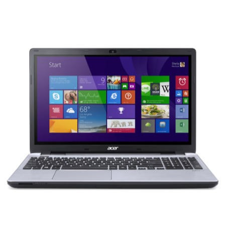 Refurbished Acer Aspire V3-572PG Intel Core i5-5200U 2.2GHz 8GB 1TB GeForce 840M Graphics Win 8.1 Touchscreen Laptop