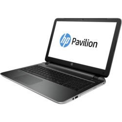 Refurbished Grade A1 HP Pavilion 15-p239sa Core i3 8GB 1TB 15.6 inch DVDSM Windows 8.1 Laptop in Silver