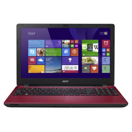 Refurbished Grade A1 Acer Aspire E5-511 Pentium Quad Core 4GB 1TB 15.6 inch DVDRW Windows 8.1 Laptop in Red
