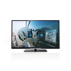 "Refurbished Grade A2 Philips 46"" Full HD 1080p Smart LED TV no glasses or batteries"