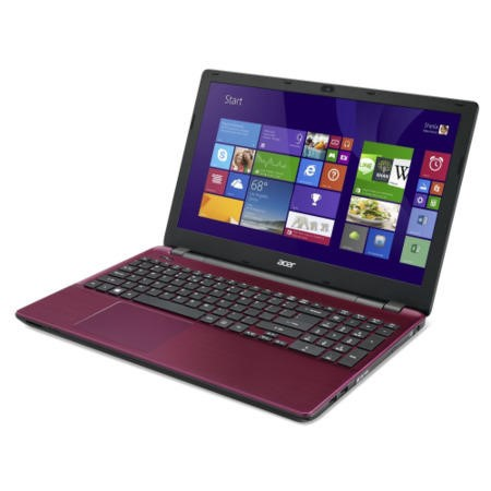 Refurbished Grade A2 Acer Aspire E5-571 Core i3 8GB 1TB 15.6inch DVDSM Windows 8.1 Laptop Purple