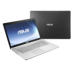 Refurbished Grade A1 Asus N750JV Core i7-4700HQ 6GB 500GB DVDRW 17.3 inch Full HD NVIDIA GeForce GT 750M 2GB Gaming Laptop in Black & Silver
