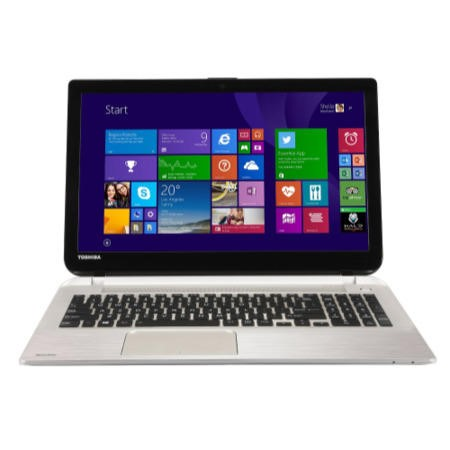 "Refurbished Toshiba Satellite S50-B-15P Core i7-5500U 8GB 128GB SSD AMD Radeon R7 2GB Graphics 15.6"" Windows 8.1 Ultrabook Laptop"