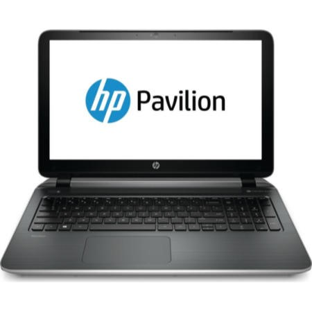 Refurbished Grade A1 HP Pavilion 15-p261na Quad Core 8GB 1TB 15.6 inch DVDSM Windows 8.1 Laptop in Silver & Ash Silver