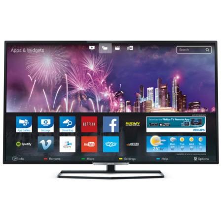 refurbished philips 55pft5509 55 inch smart led tv laptops direct. Black Bedroom Furniture Sets. Home Design Ideas