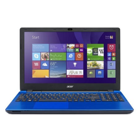 "A3 Refurbished Acer Aspire E5-571 Intel Core i3-4005U 4GB 1TB DVD-RW 15.6"" Windows 8.1 Laptop In Blue"
