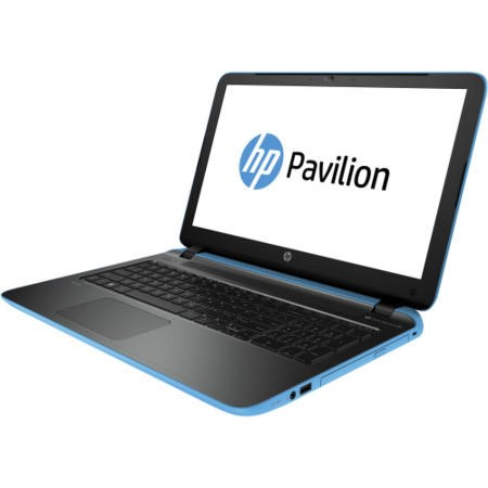 Refurbished Grade A1 HP Pavilion 15-p208na Core i3 8GB 1TB 15.6 inch DVDSM Windows 8.1 Laptop in Blue