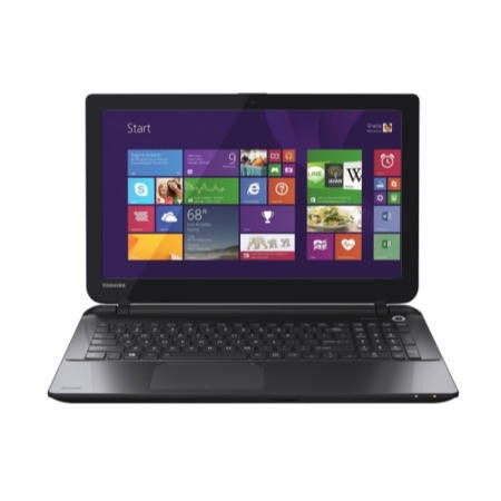 Refurbished Grade A1 Toshiba Satellite L50-B-1HX Core i3 8GB 1TB 15.6 inch DVDSM Windows 8.1 Laptop in Black
