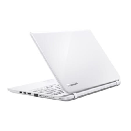Refurbished Grade A1 Toshiba Satellite L50D-B-18Z AMD Quad Core 4GB 1TB 15.6 inch DVDSM Windows 8.1 Laptop in White