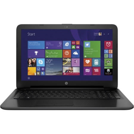 HP 250 G4 Core i5-5200U 2.2GHz 4GB 500GB DVD-SM 15.6 Inch  Windows 8.1 64-bit Laptop