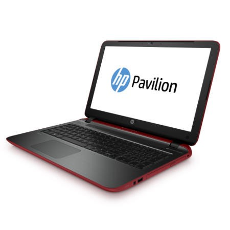 "Hewlett Packard A2 Refurbished HP Pavilion 15-p206na Red/Ash Silver - Core i3-5010U 2.1GHz/3MB 8GB DDR3L 1TB 15.6"" HD LED Win8.1 64Bit DVDSM Intel HD 5500 webcam BT 4.0 2xUSB 3.0 HDMI 1YR"