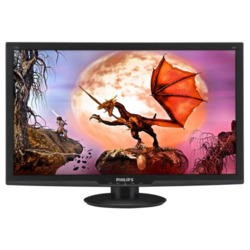 "Philips 273E3LSB 1920 x 1080 VGA DVI Full HD LED 27""  Monitor"