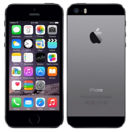 77370007/1/A1/ME435B/A GRADE A1 - Apple iPhone 5s Space Grey 32GB Unlocked Refurbished Grade A - Handset Only