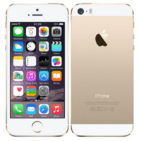 Apple iPhone 5s Gold 32GB Unlocked Refurbished Grade A - Handset Only