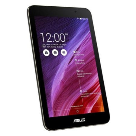 "A2 Refurbished Asus ME176CX-1A042A Z3745 Quad Core 1.33GHz up to 1.86GHz KitKat 16GB HDD 1GB RAM 7"" IPS 802.11 b/g/n BT 4.0 Black"