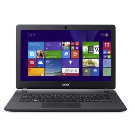 GRADE A1 - As new but box opened - Acer Aspire E5-571 5th Gen Core i7-5500U 8GB 1TB DVDSM 15.6 inch Windows 8.1 Laptop in Black