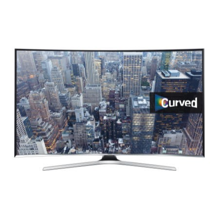 Ex Display - As new but box opened - Samsung UE40J6300 40 Inch Smart Curved LED TV