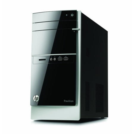 Refurbished Grade A2 HP Pavilion 500-515na AMD A10-5700 8GB 2TB Microtower Desktop PC