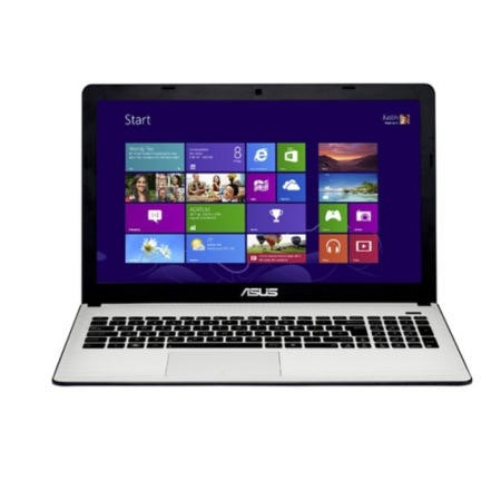 Refurbished Grade A2 Asus X501A Core i3 4GB 320GB Windows 8 Laptop in White