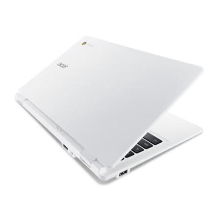 "Refurbished Acer Chromebook 11-CB3-111 11.6"" Intel Celeron N2830 2.1GHz 2GB 16GB eMMC Chrome OS Laptop in White"