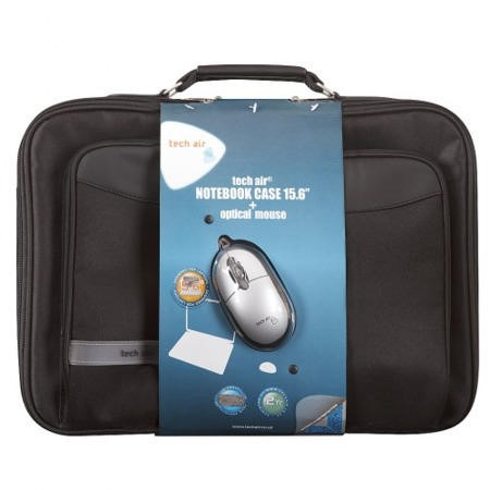 "Microsoft Office Home & Student 2013 15.6"" Tech Air Laptop Bag & Mouse Colour Printer 32GB USB Stick and 1Yr F-Secure Internet Security"