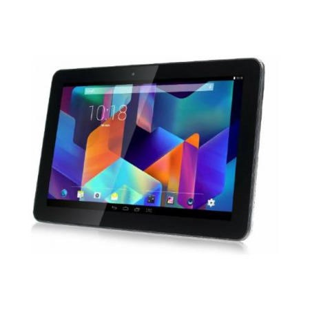 "GRADE A1 - As new but box opened - Hannspree Quad Core 10.1"" IPS 16GB - Tablet in Black"