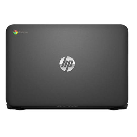 GRADE A1 - As new but box opened - HP Chromebook 11 G2 2GB 16GB SSD 11.6 inch Chromebook Laptop in Black