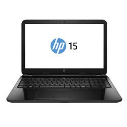 "A1 Refurbished HP Pavilion 15-r207na Black Core i3-4005U 8GB 1TB 15.6"" HD LED Win8.1 64Bit DVDSM Intel HD 4400 webcam BT 4.0 USB 3.0 HDMI 1YR"
