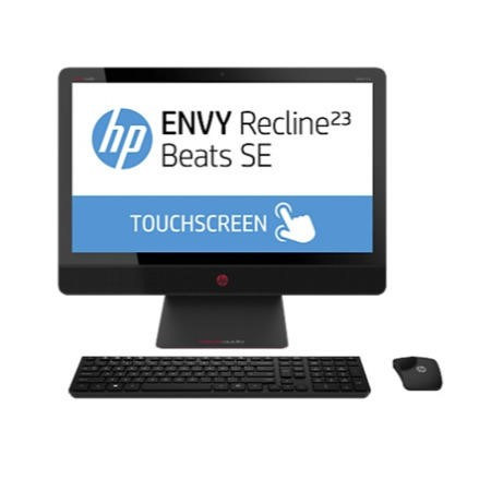 "A1 Refurbished Hewlett Packard HP 23-M120EA i5-4570T4GB 1TB Touch 23"" Windows 8 All In One"