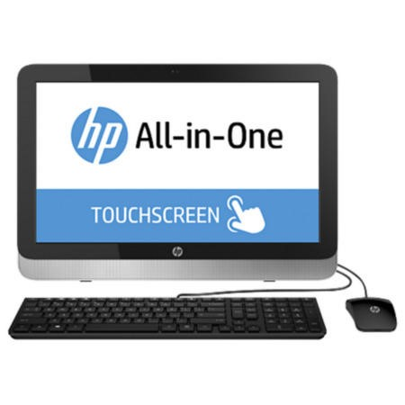 "A1 Refurbished Hewlett Packard HP 22-2140NA AMD A4-6210 8GB 1TB Touchscreen 21.5"" Windows 8.1 All In One"