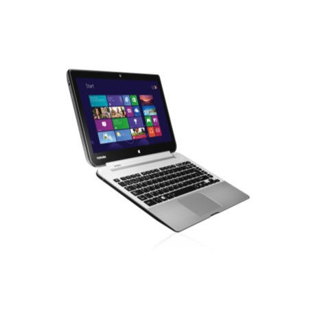 Refurbished Grade A1 Toshiba Satellite W30t-A-101 4th Gen Core i3-4020Y 4GB 500GB 13.3 inch Windows 8.1 Convertible Touchscreen Laptop Tablet