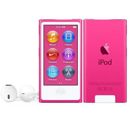 Apple iPod nano 16GB Pink