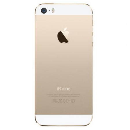 Apple iPhone 5s Gold 16GB Unlocked & SIM Free