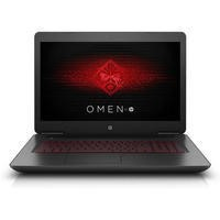 HP Omen 17-w201na Core i7-7700HQ 16GB 1TB + 256GB SSD GeForce GTX 1060 17.3 Inch Windows 10 Gaming L