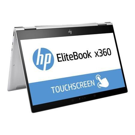 HP EliteBook 1020 G2 x360  Core i7-7600U 2.8GHz 16GB 1TB SSD 4K 12.5 Inch Windows 10 Professional Convertbile Laptop