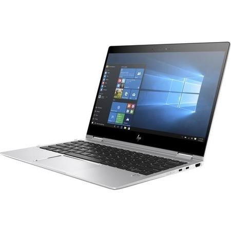 1EP66EA HP Elitebook Core i5-7200U 8GB 256GB SSD 12.5 Inch Windows 10 Professional Touchscreen Convertible Laptop