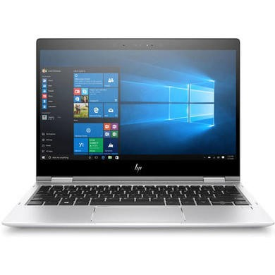 1EQ26EA HP EliteBook x360 Core i7-7500U 8GB 256GB SSD 12.5 Inch Windows 10 Professional Touchscreen Convertible Laptop