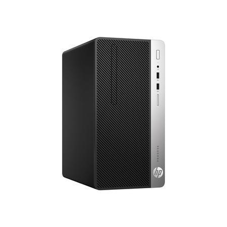 1EY28ET HP ProDesk 400 G4 Core i5-7500 4GB 500GB DVD-RW Windows 10 Professional Desktop