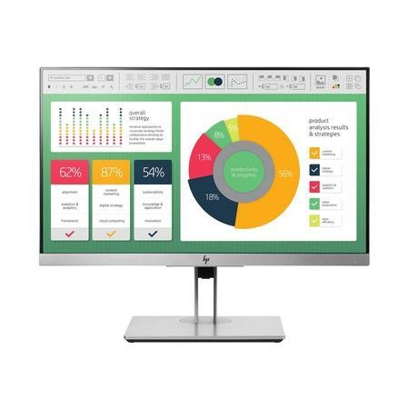 "GRADE A1 - HP EliteDisplay E223 21.5"" Full HD Monitor"