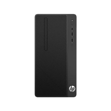 HP 290 G1 Core i3-7100U 4GB 500GB DVD-Writer Windows 10 Professional Desktop