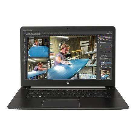 Hewlett Packard HP ZBook Studio G3 Mobile Workstation - Xeon E3-1505MV5 / 2.8 GHz - Win 7 Pro 64-bit includes Win 10 Pro 64-bit Licence - 16 GB RAM - 512 GB SSD HP Z Turbo Drive NVMe MLC - 15.
