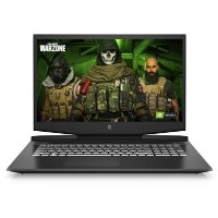HP Pavilion 17-CD1015NA Core i7-10750H 16GB 1TB + 512GB SSD 17.3 Inch GeForce RTX 2060 Windows 10 Gaming Laptop