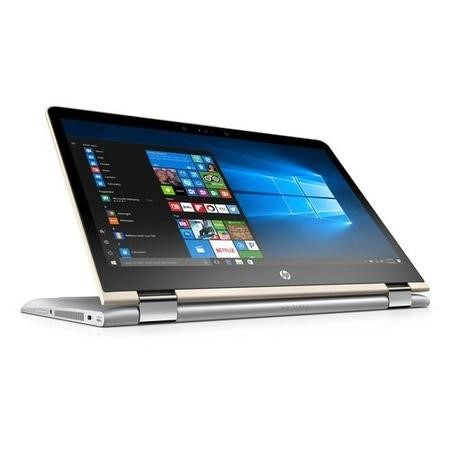 HP Pavilion x360 14 Core i5-7200U 8GB 256GB SSD 14 Inch Windows 10 Home Touchscreen Convertible Laptop