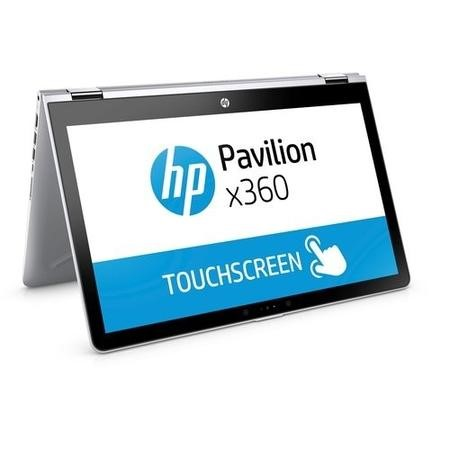 77455044/1/1VJ60EA GRADE A1 - HP Pavilion x360 15 core i3-7100U 4GB 1TB 15.6 Inch Windows 10 Home Convertible Touchscreen Laptop