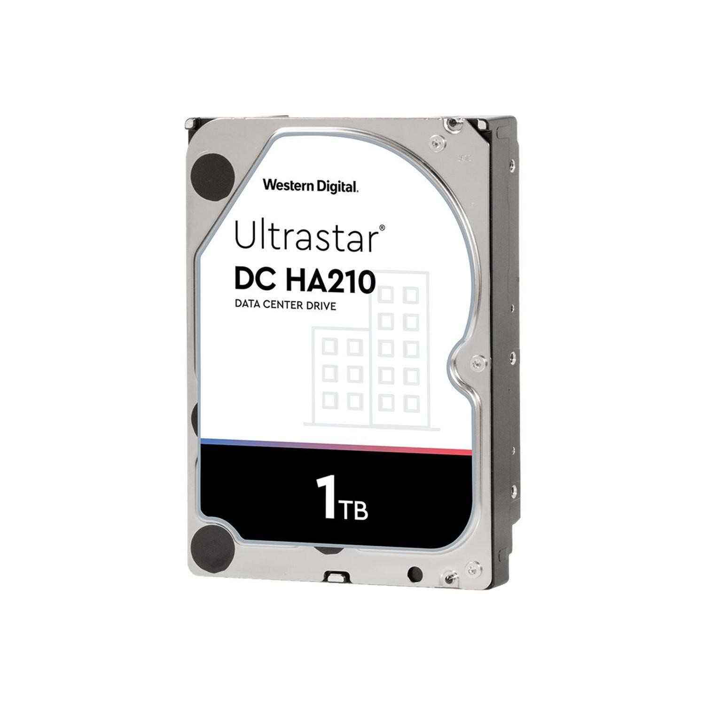 Western Digital 1TB Ultrastar DC HA210 SATA Enterprise HDD 7200 RPM