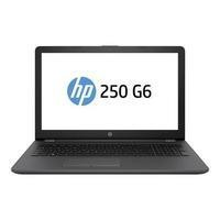 HP 255 G6 AMD A6-9220 8GB 256GB SSD DVD-Writer Radeon R4 15.6 Inch Windows 10 Laptop